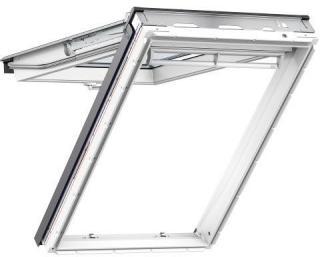 VELUX Takvindu topphengslet 78x98 hvitmalt 3-lags glass Velux