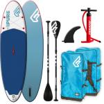 Fanatic Pure Air Package 10'4 Inflatable Sup with Paddles and Pump  2019 SUP Brett