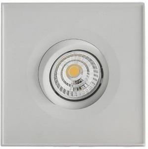 Utenpåliggende Firkant Downlight 9W WarmDim 360 Tilt Hvit Nordic Products