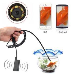 WiFi HD Inspeksjonskamera iPhone / Android - Vanntett IPX67 1 meter