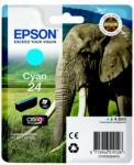 Epson Blekkpatron cyan 360 sider T2422 Tilsvarer: N/A Epson