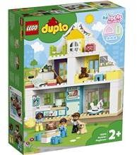 LEGO 10929 LEGO Duplo Modulbasert lekehus