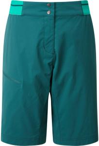 Rab Torque Light Shorts, dame Sagano Green QFU-37-SG 10 (S) 2020