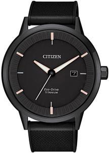 Citizen BM7425-11H Titanium Sort/Gummi Ø41 mm