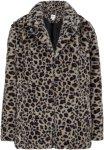 Saint Tropez Fuskepels Leopard Women Leopard