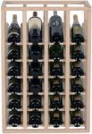 Moldow Wineracks Moldow - MAGNUM PRESENTATION - 24 flasker Eik (normalt på lager)