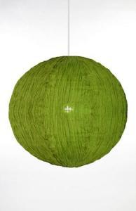 Globen Lighting Pendel Moon Grønn