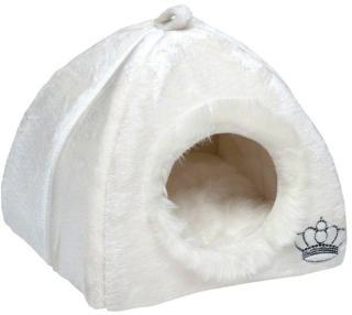 Kattehule Royal Pet White - L 45 x B 45 x H 45 cm