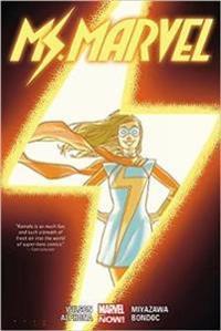 Ms. Marvel Vol. 2 MARVEL COMICS