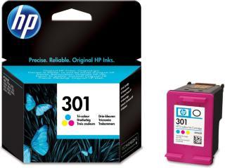 HP Blekkpatron No.301 3-farge (3ml) CH562EE (Kan sendes i brev)