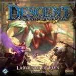 Descent Labyrinth of Ruin Expansion Tilleggspakke til Descent Brettspill