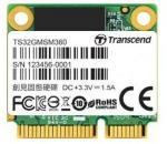 Transcend 32GB MINI SSD MSATA SATA3 MLC INT (TS32GMSM360)