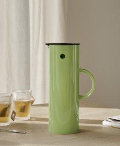 Stelton Termokanne 1ltr, Apple Green (553-909)
