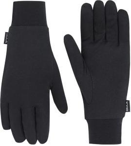 Bula Wool Liner - Hansker - Svart - L (790464-BLACK-L)