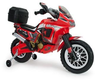 Honda Red Electric Motorcycle - Injusa El-motorsykkel for barn