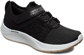 Skechers Girls Skyline Sneakers Sko Svart Skechers
