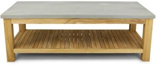 Ramses Sofabord Betong 160x80 -