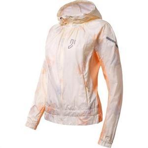 Johaug Breeze Jacket PYRUS (#E9DFDD, #F7B88D) XS