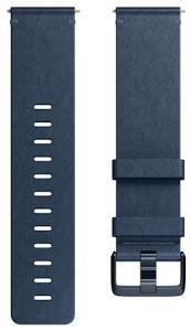 Fitbit Versa Skinnarmbånd M.Blue L