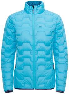 Elevenate Women's Motion Down Jacket, Aqua Blue, M