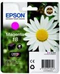 Epson Blekkpatron magenta (Epson 18), 180 sider T1803 Tilsvarer: N/A Epson