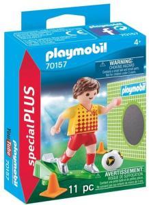 Playmobil Special PLUS - Fotballspiller med mål 70157