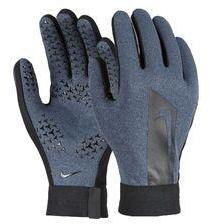 Nike Spillerhansker Academy Hyperwarm - Navy/Sort Barn male