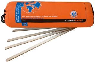 Travelsafe Myggnett Tropical Pyramid 1-2 personer