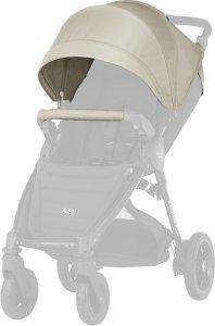 Britax B-motion 4 Plus Kalesje Kit - Sand Beige  Style vognen etter egen smak og stil!