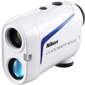 Nikon Coolshot 40i Laser Range Finder Laser avstandsmåler