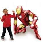 Air Walker, Ballong, Iron Man, 116 cm, Avengers Inget (Storm)