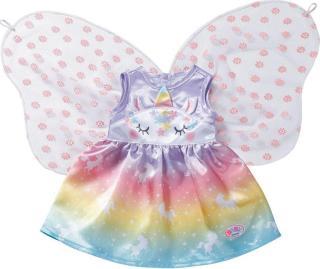 BABY Born Unicorn Fairy - antrekk til dukke - 43cm