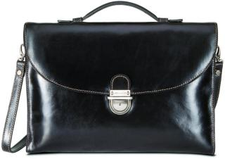 JEKYLL AND HIDE 15 LAPTOP BRIEFCASE BK