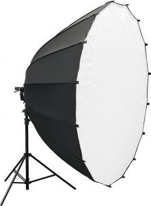 Parabolsk Softboks - Indirekte - 200 cm