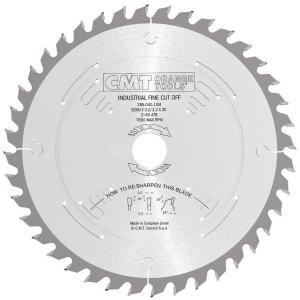 Sagblad for tre CMT 250x3,2x35 Z60 10°
