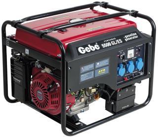 Gebe Strømaggregat PM 5500 GL/ES