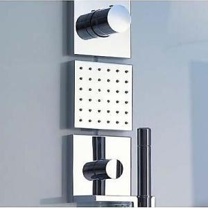 Axor ShowerCollection sidedusjmodul 120x120 mm, Krom