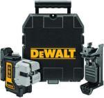 Krysslaser DeWalt DW089KD-XJ +Mottaker Dewalt DE0892