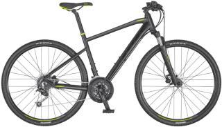 Scott Sub Cross 30 Hybridsykkel Alu, Shim Deore-Acera 9s, 14kg