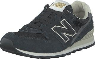 New Balance Wl996vhb Black (001), Sko, Sneakers og Treningssko, Løpesko, Svart, Dame, 38
