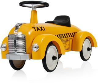 Mini Speeders Gåbil Taxi Speedster Gul