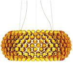 Caboche Grande LED Pendel Dimmbar Gul Gull - Foscarini