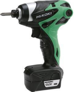 HiKOKI WH10DL Slagskrustrekker med 1,5Ah batterier og lader