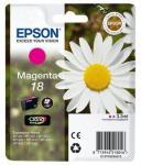 Epson 18 - magenta - original - blekkpatron (C13T18034020)