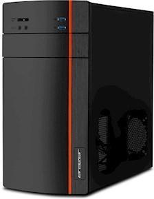 Gaming-PC med GTX 1660 Ti-grafikk og 512 GB SSD