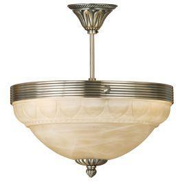 Plafond Marbella Eglo 3 lamper, antikk