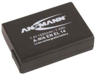 SmallHD Nikon EN EL14 batteri adapter PWR ADP CAMBATT ENEL14