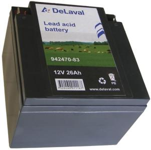 DeLaval Oppladbart Batteri 12V
