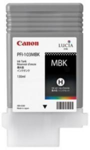 Canon PFI-103 MBK Blekkpatron matt svart 2211B001 Tilsvarer: N/A Canon