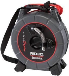 Ridgid SeeSnake microDrain forlenger til inspeksjonskamera, 20 meter